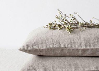 "Подушка льняная ""Home Linen"" 70х70"