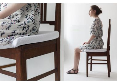 Подушка-сидушка из 100% природного латекса Pillow Seat