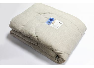 """Одеяло из 100% льна """"Home Linen"""" 140х205"""