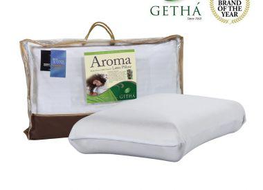 "Подушка из 100% натурального латекса ""Aroma"""